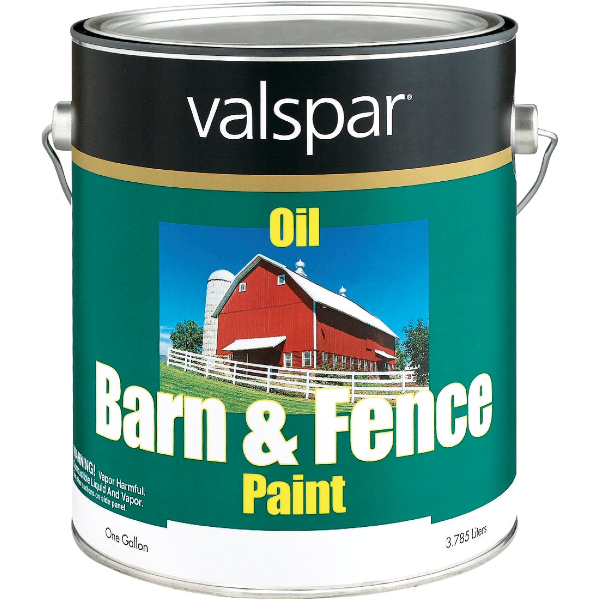 ALKYD RED BARN PAINT - 018.2121-11.007 by Valspar Corp