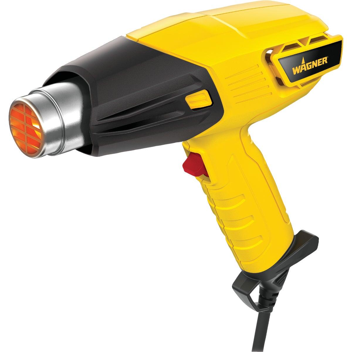 Wagner Spray Tech. DUAL-TEMP HEAT GUN HT1000