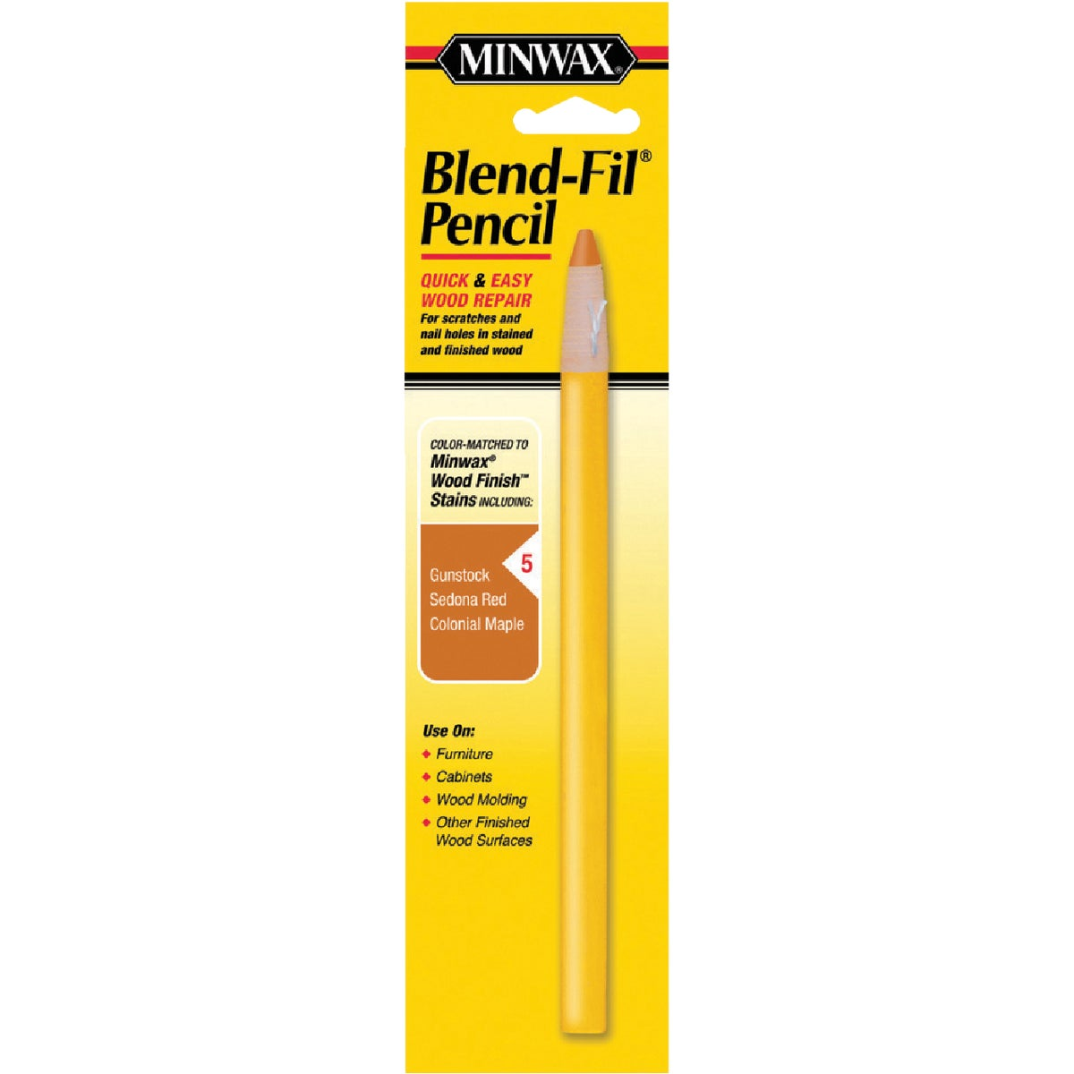 #5 BLEND-FIL PENCIL - 11005 by Minwax Company