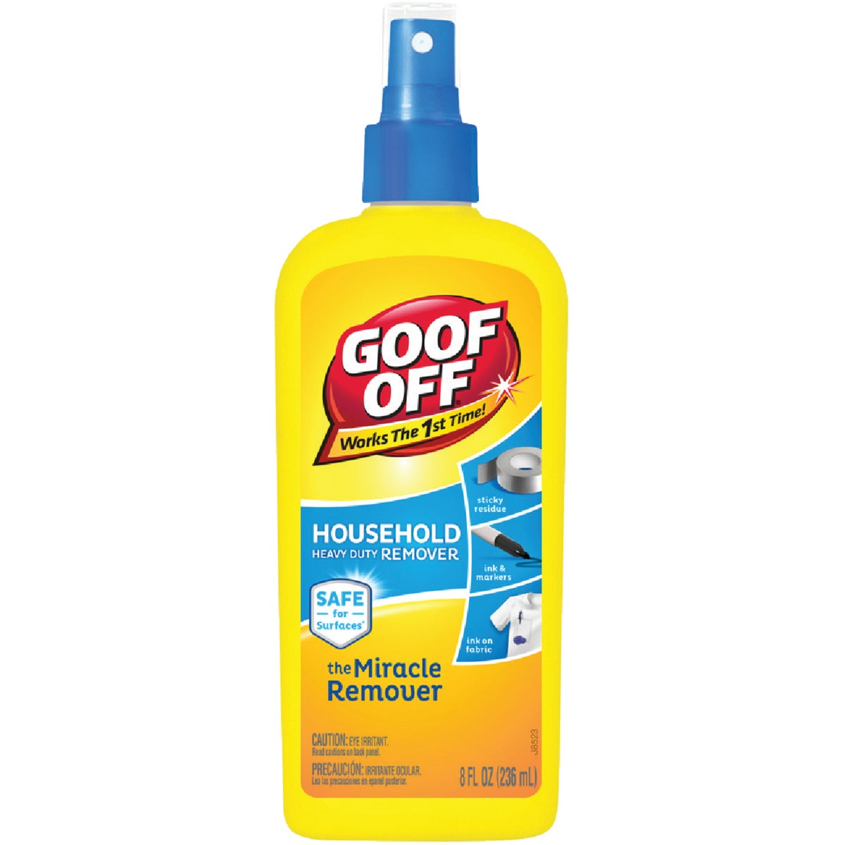 8OZ GOOF OFF HD REMOVER - FG708 by Wm Barr