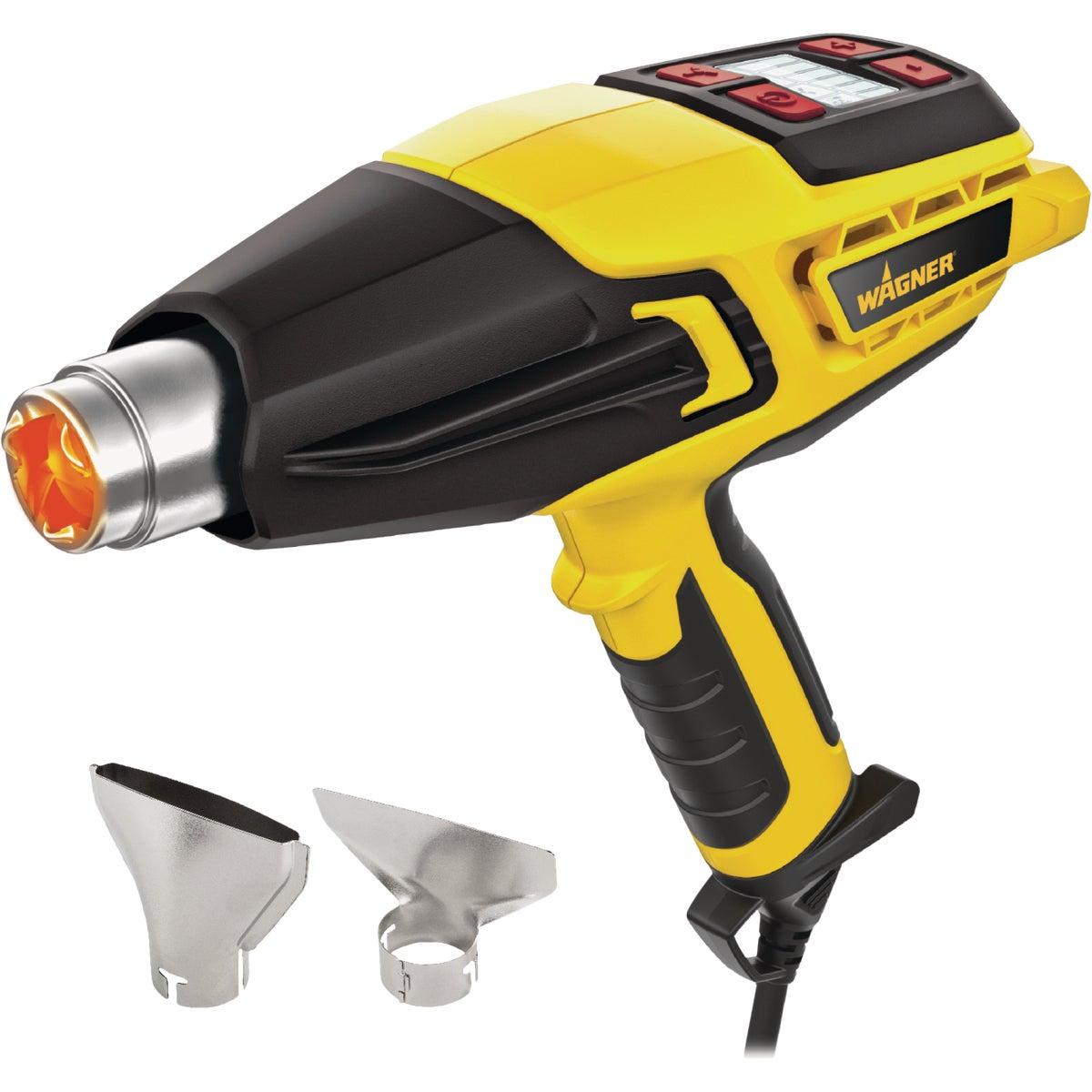 Wagner Spray Tech. DIGITAL VARIABL HEAT GUN HT3500