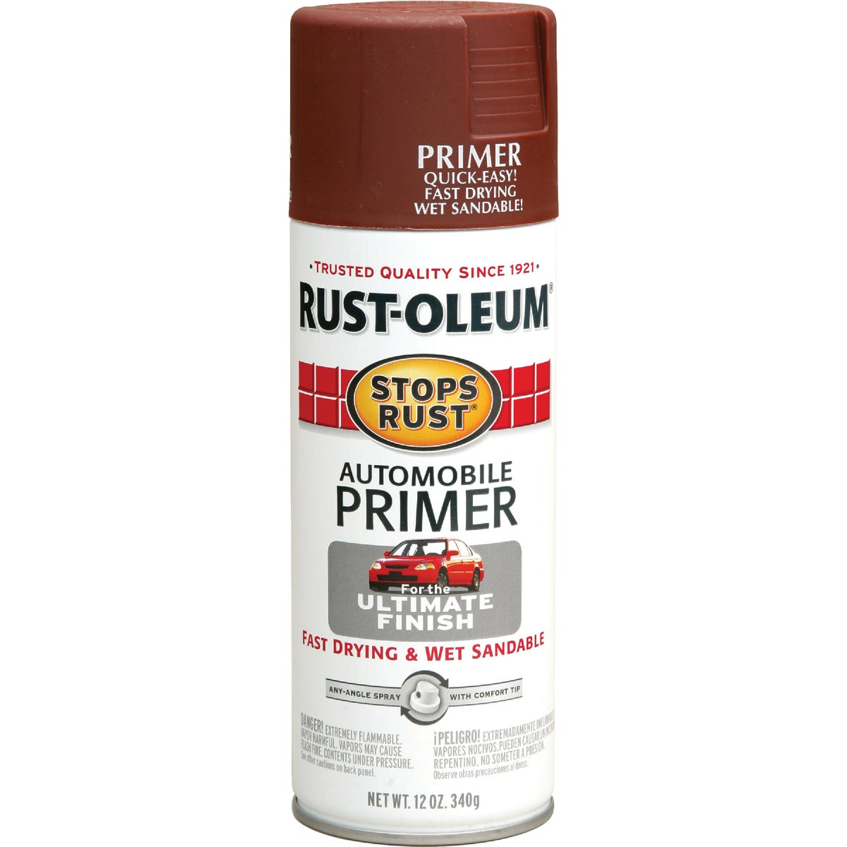RED AUTO SPRAY PRIMER - 2067-830 by Rustoleum