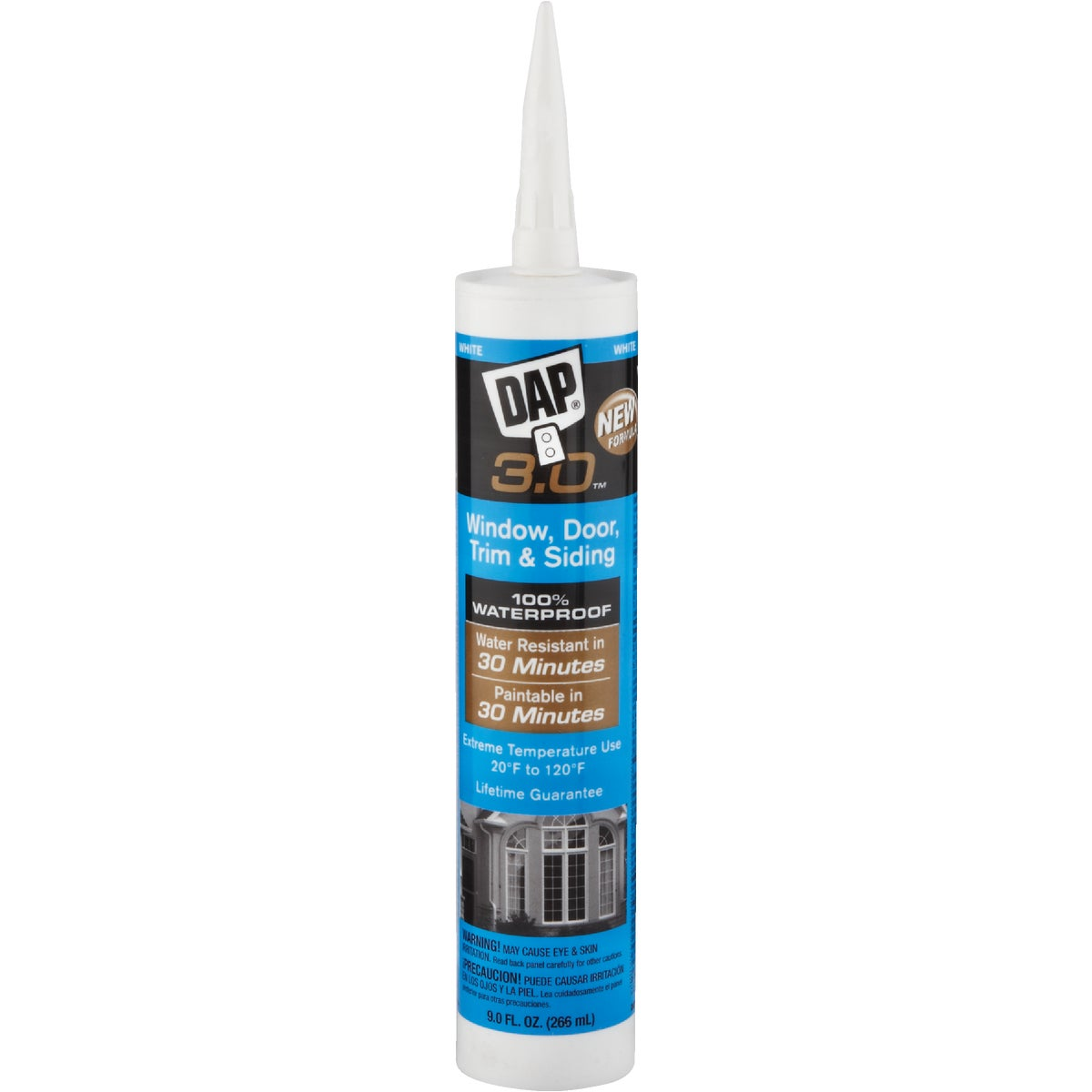 WHITE ALL PURPOSE CAULK - 18360 by Dap Inc