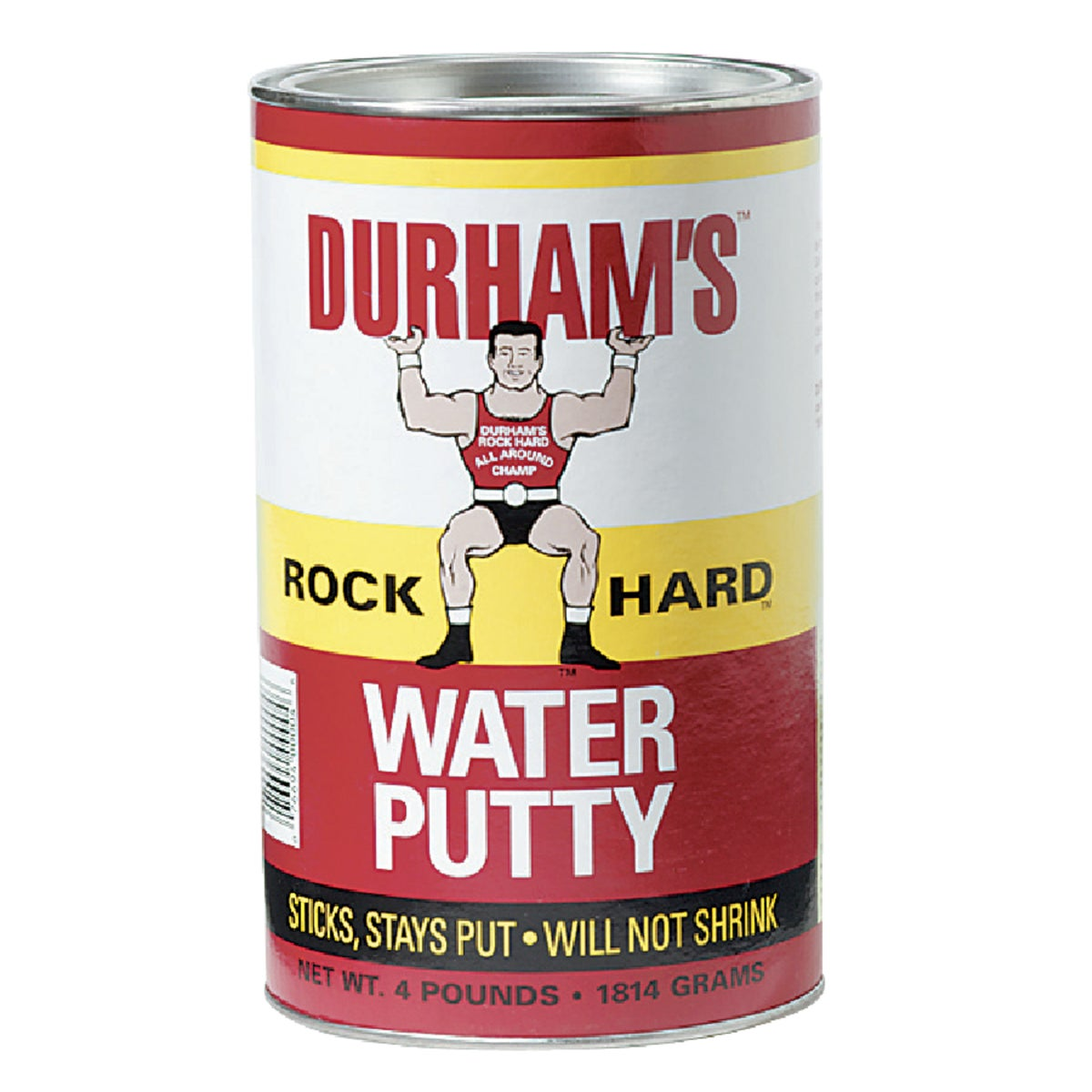 4LB WATER PUTTY - RHWP4 by Durham Donald Co