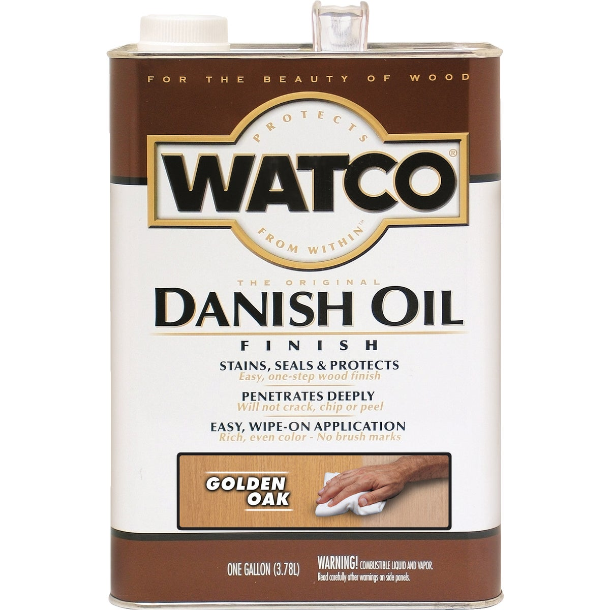 GOLDEN OAK DANISH OIL - 65131 by Rustoleum