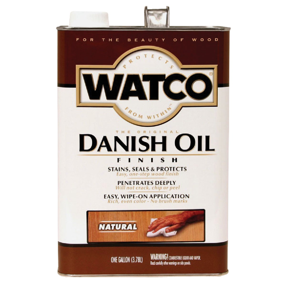 NATURAL DANISH OIL - 65731 by Rustoleum