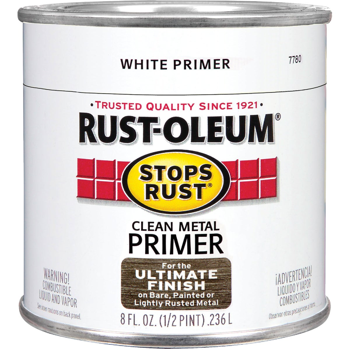 WHITE CLEAN METAL PRIMER - 7780-730 by Rustoleum