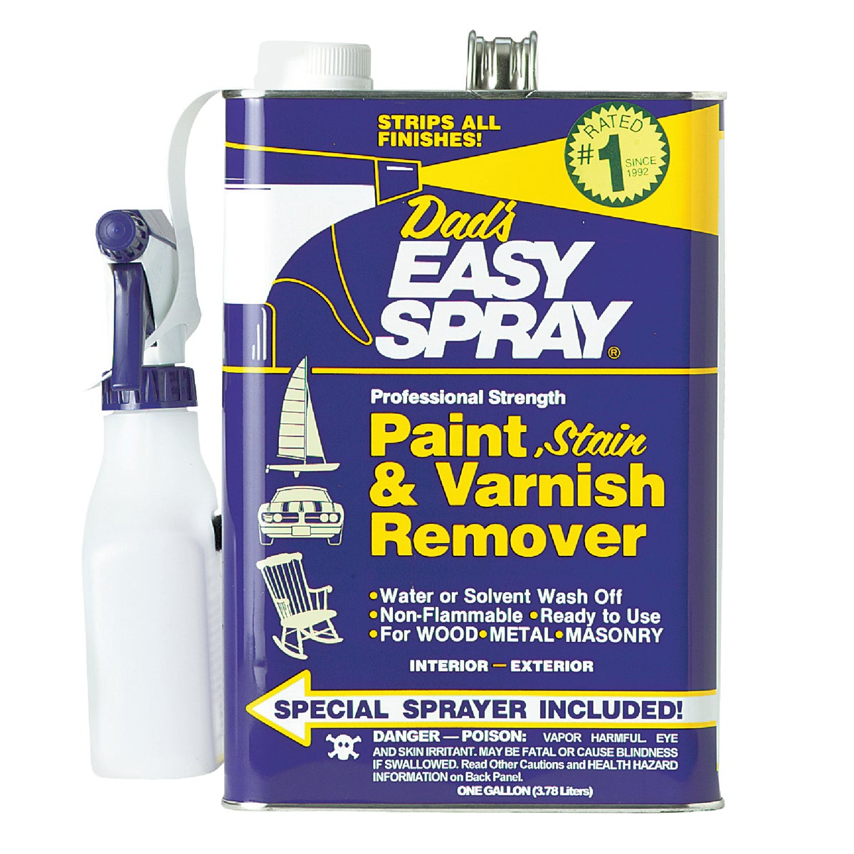 GAL DAD'S SPRAY REMOVER