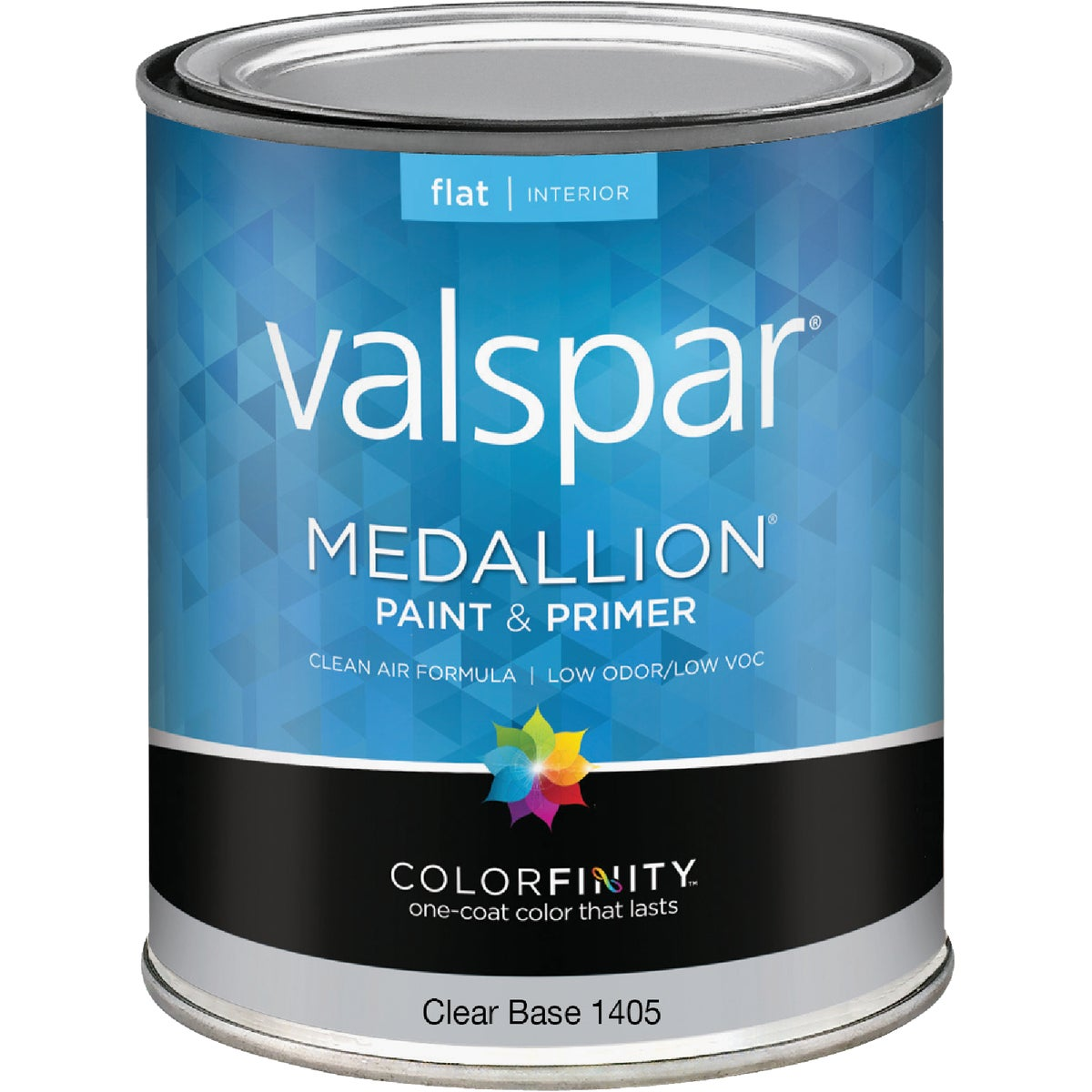 INT FLAT CLEAR BS PAINT - 027.0001405.005 by Valspar Corp