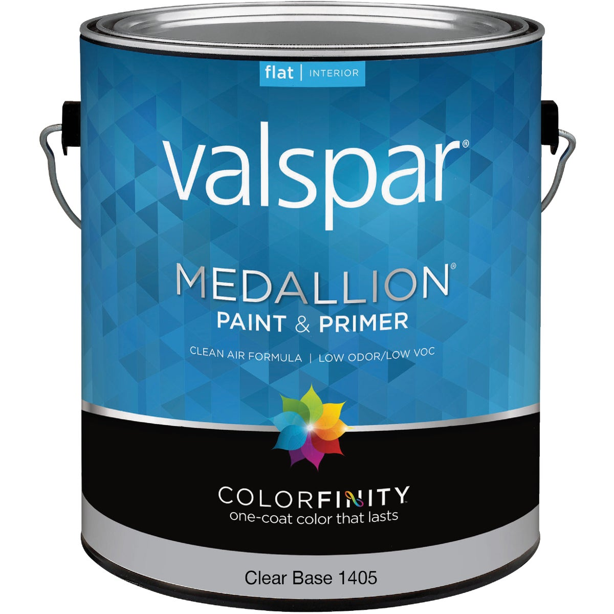 INT FLAT CLEAR BS PAINT - 027.0001405.007 by Valspar Corp