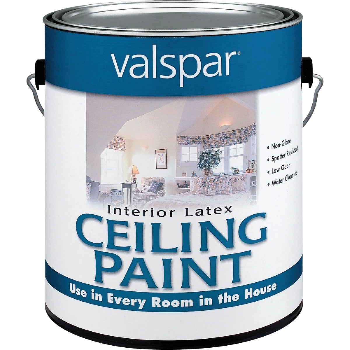 INT WHITE CEILING PAINT - 027.0001426.007 by Valspar Corp