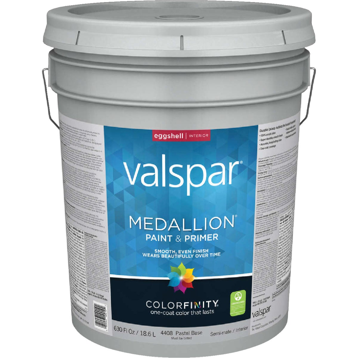 INT EGG PASTEL BS PAINT - 027.0004408.008 by Valspar Corp