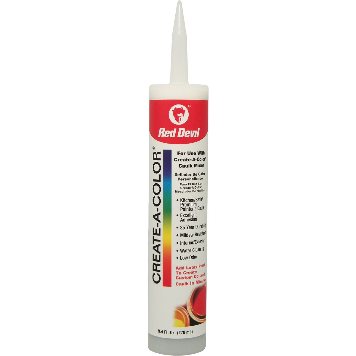 CREATE-A-COLOR CAULK