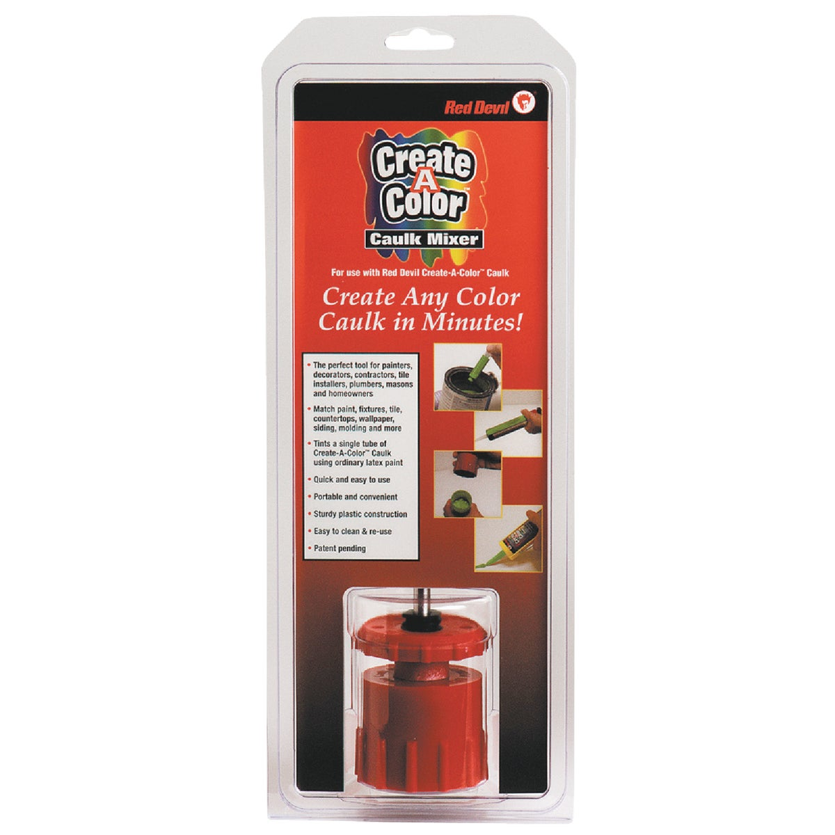 STANDARD CAULK MIXER - 4070 by Red Devil