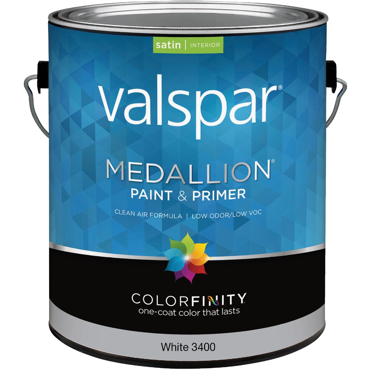 INT SAT WHITE PAINT - 027.0003400.007 by Valspar Corp