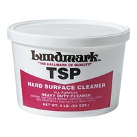 Lundmark Wax 4LB T.S.P. CLEANER 3287P004
