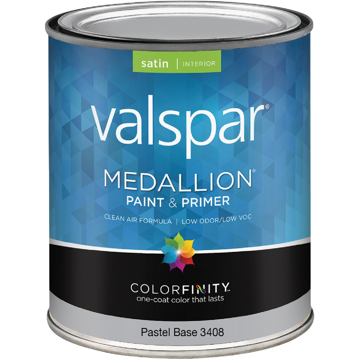 INT SAT PASTEL BS PAINT - 027.0003408.005 by Valspar Corp
