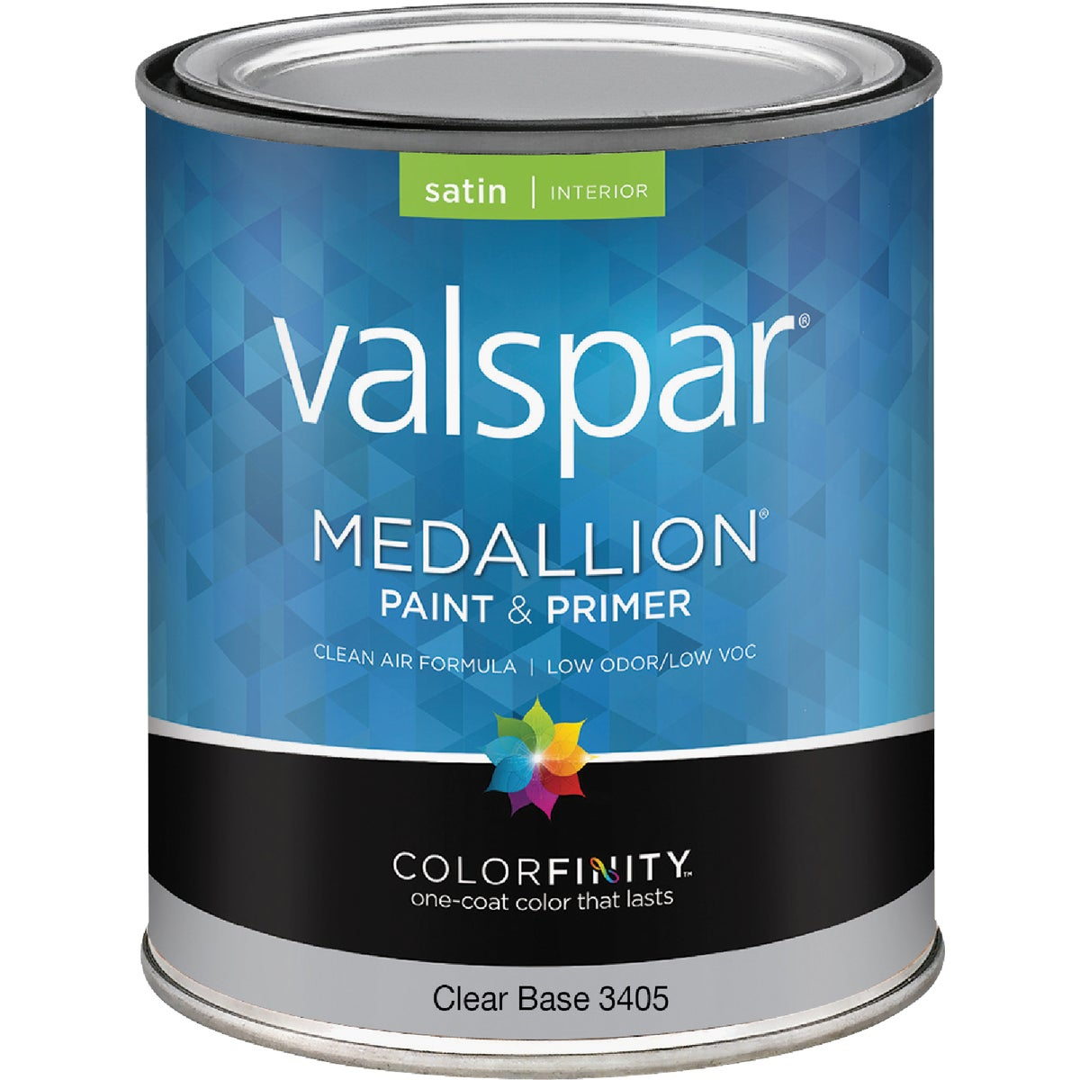 INT SAT CLEAR BS PAINT - 027.0003405.005 by Valspar Corp