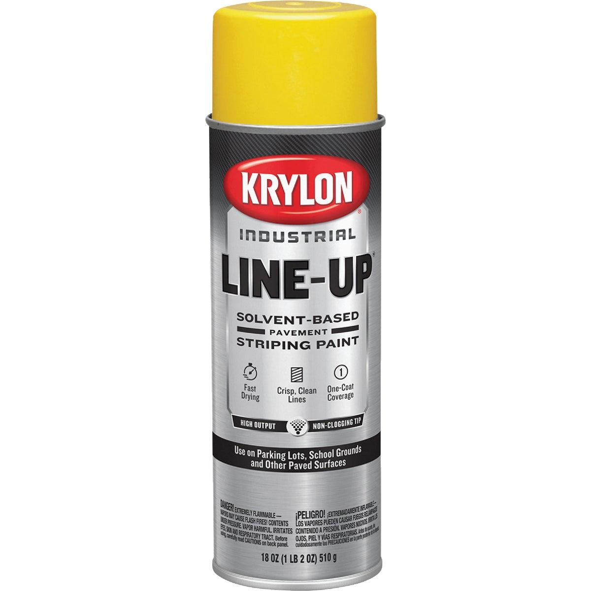 Krylon/Consumer Div HGHWY YEL STRIPING PAINT K07341000