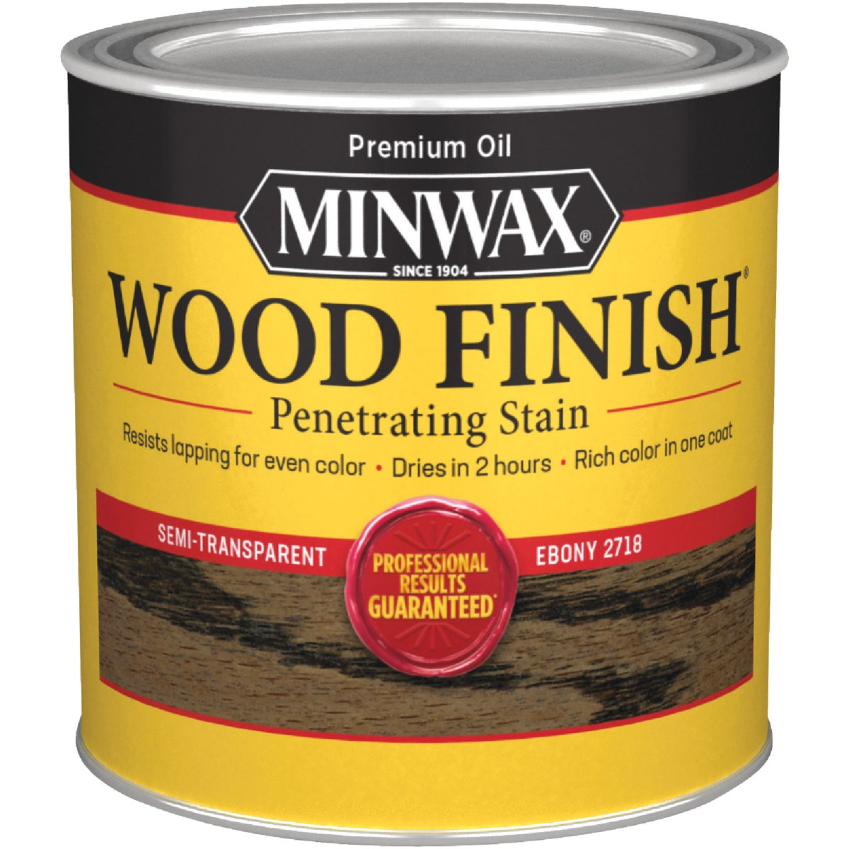 EBONY WOOD STAIN - 227184444 by Minwax Company