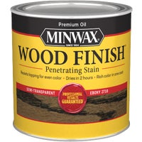 Minwax EBONY WOOD STAIN 22718