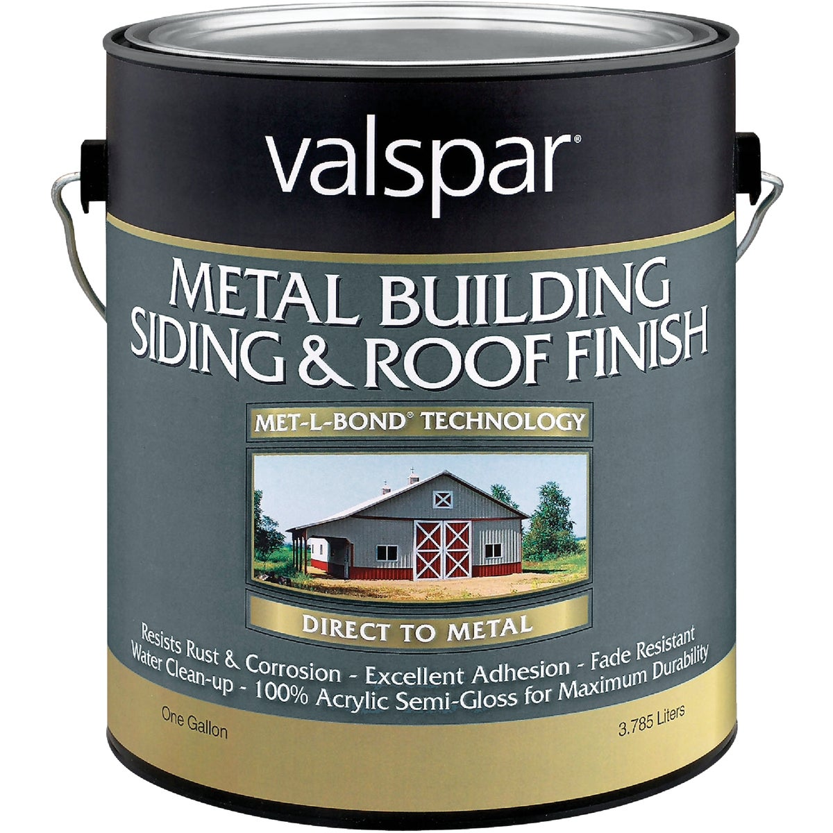 LTX BRT WHITE ROOF PAINT - 027.0004260.007 by Valspar Corp