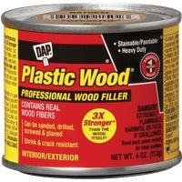 Dap 4OZ PINE PLASTIC WOOD 21404