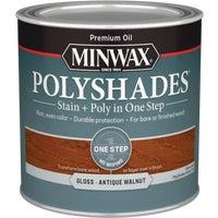 Minwax GLS ANTQ WALN POLYSHADE 21440