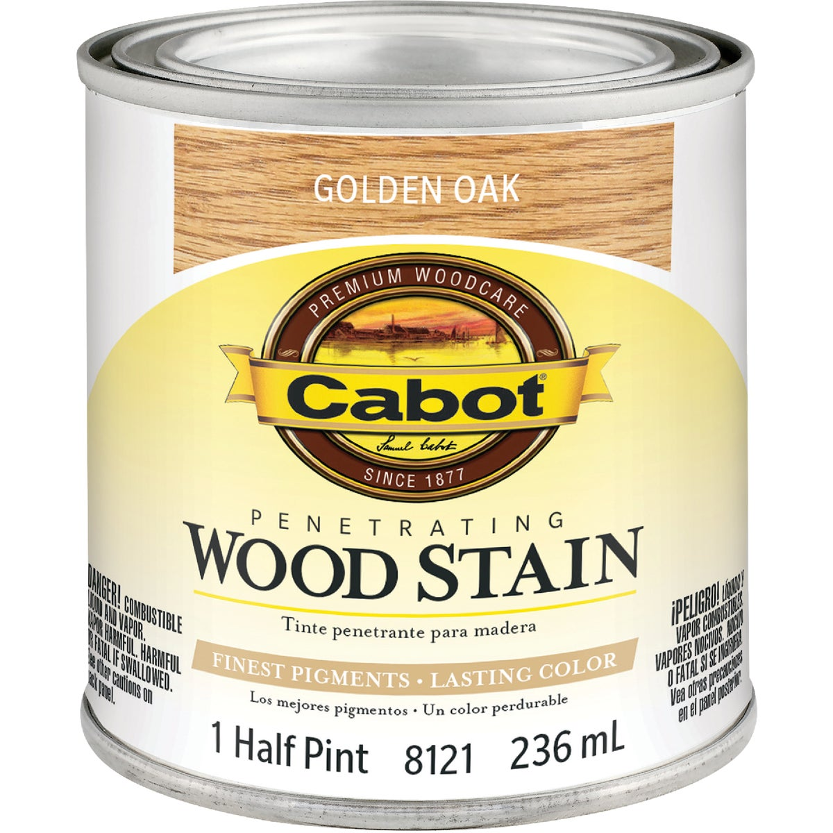 INT GOLDN OAK WOOD STAIN - 144.0008121.003 by Valspar Corp