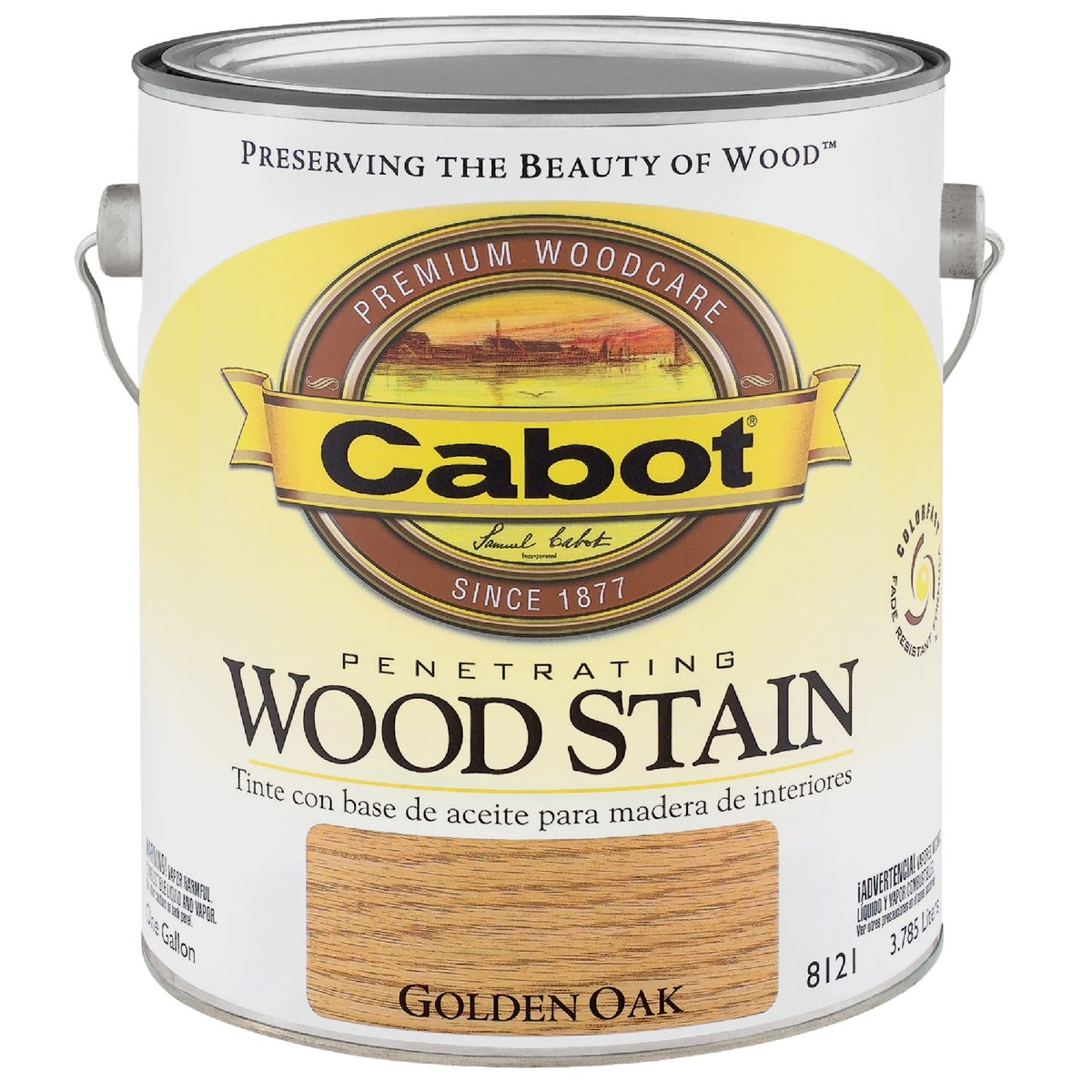 INT GOLDN OAK WOOD STAIN - 144.0008121.007 by Valspar Corp