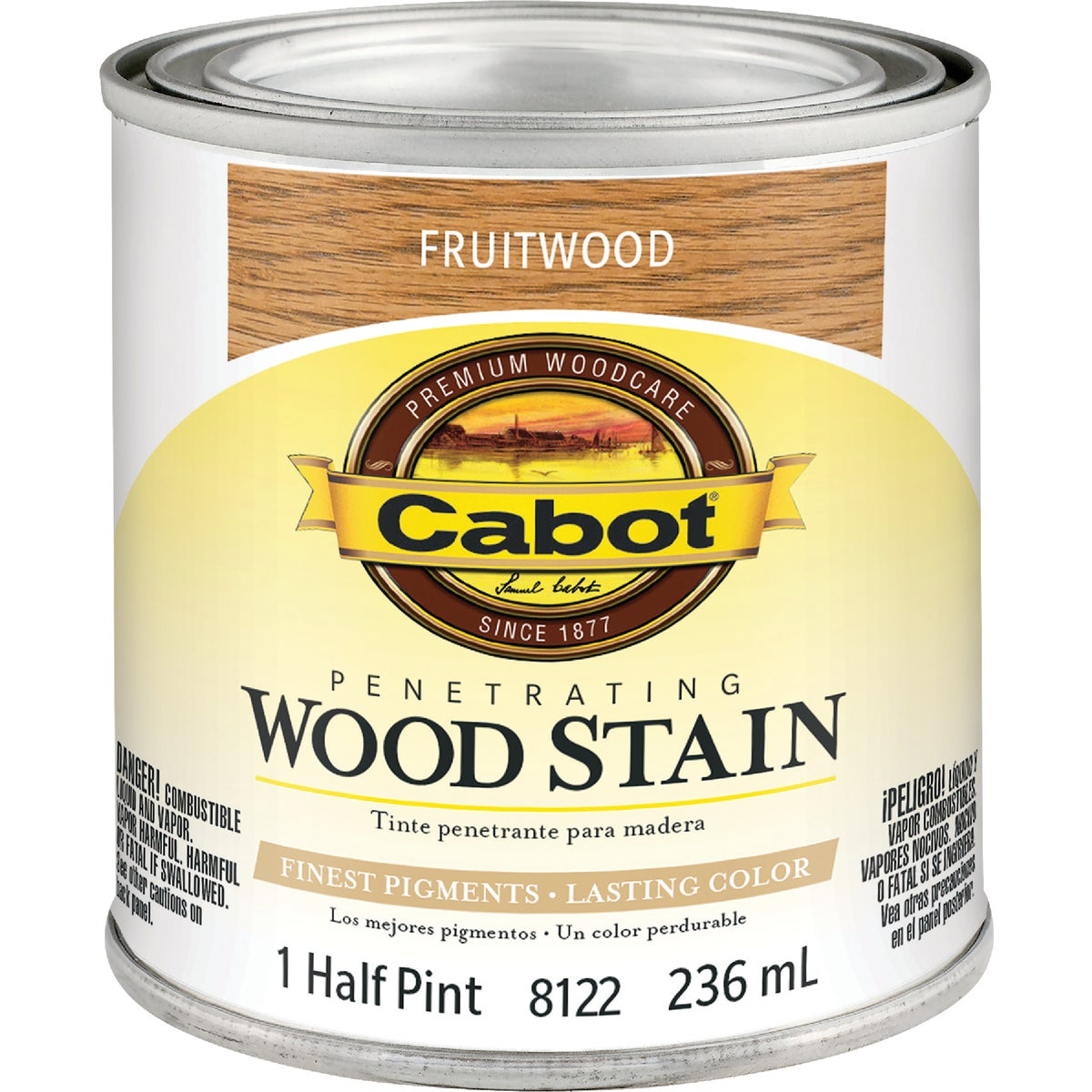 INT FRUITWOOD WOOD STAIN - 144.0008122.003 by Valspar Corp