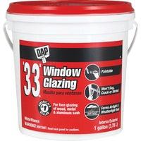 Dap GAL WHT GLAZING COMPOUND 12019