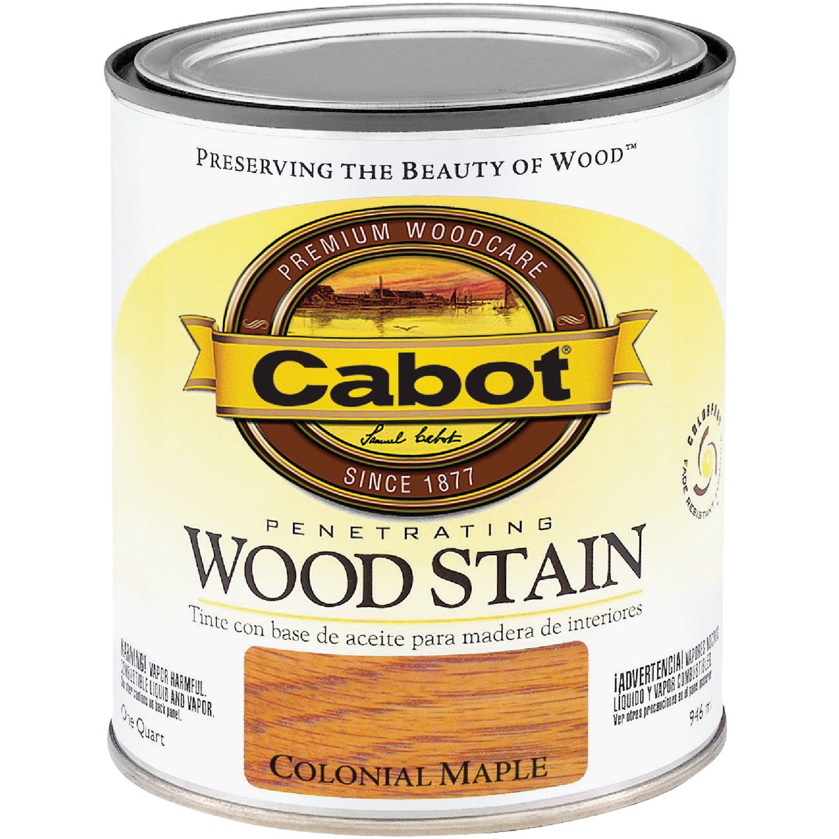 INT COL MAPLE WOOD STAIN - 144.0008123.005 by Valspar Corp