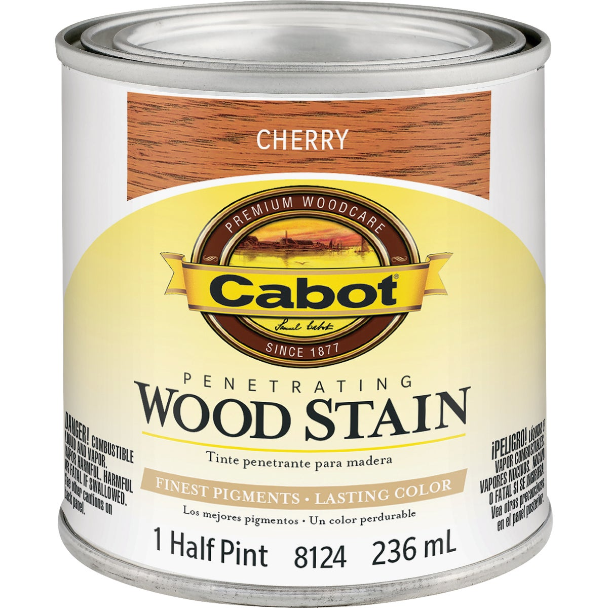 INT CHERRY WOOD STAIN - 144.0008124.003 by Valspar Corp