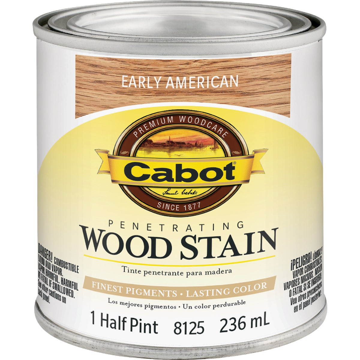 INT EARLY AMR WOOD STAIN - 144.0008125.003 by Valspar Corp