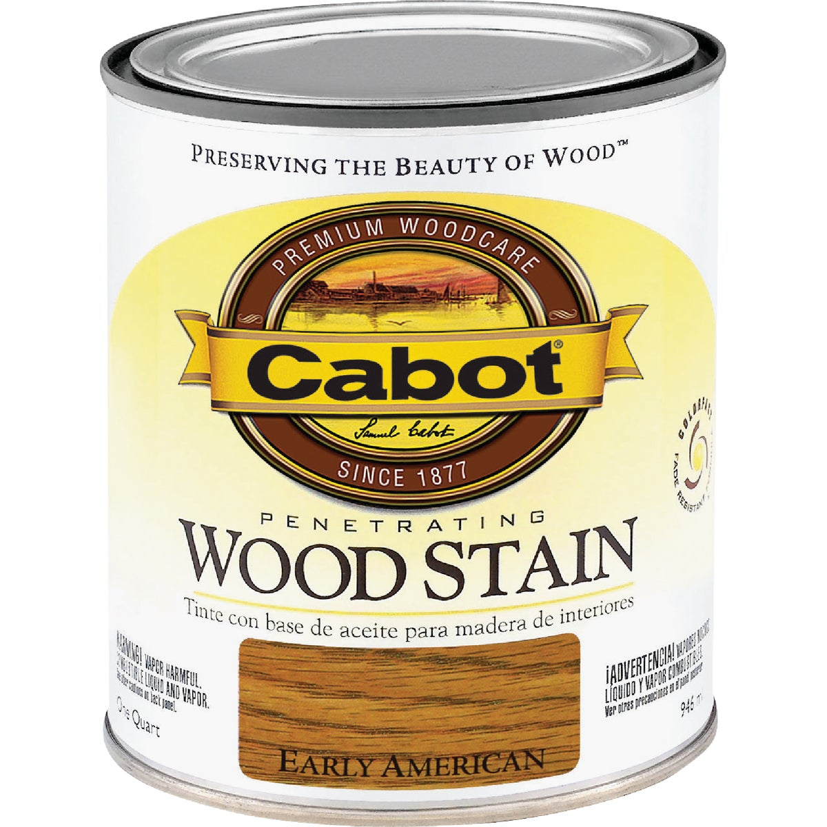 INT EARLY AMR WOOD STAIN - 144.0008125.005 by Valspar Corp