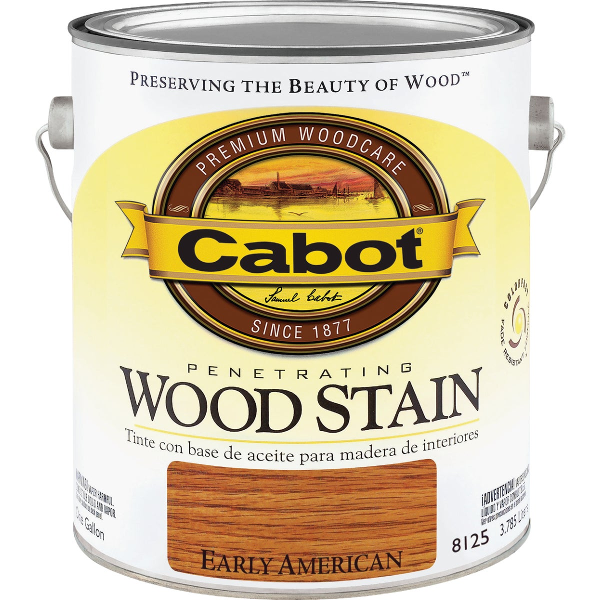 INT EARLY AMR WOOD STAIN - 144.0008125.007 by Valspar Corp
