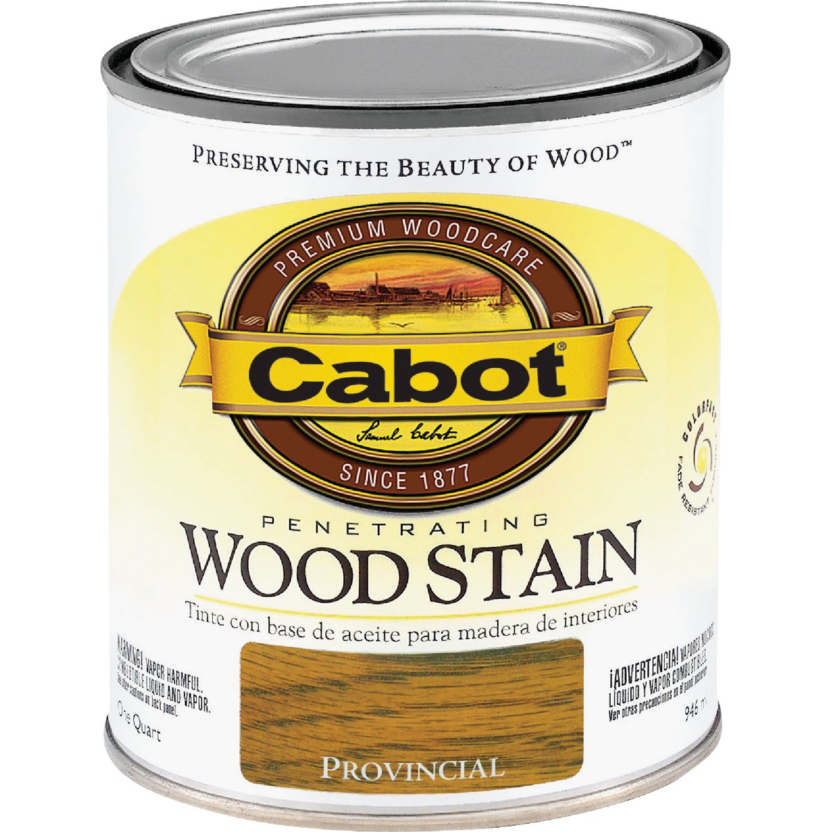 Valspar INT PROVNCIAL WOOD STAIN 144.0008126.005