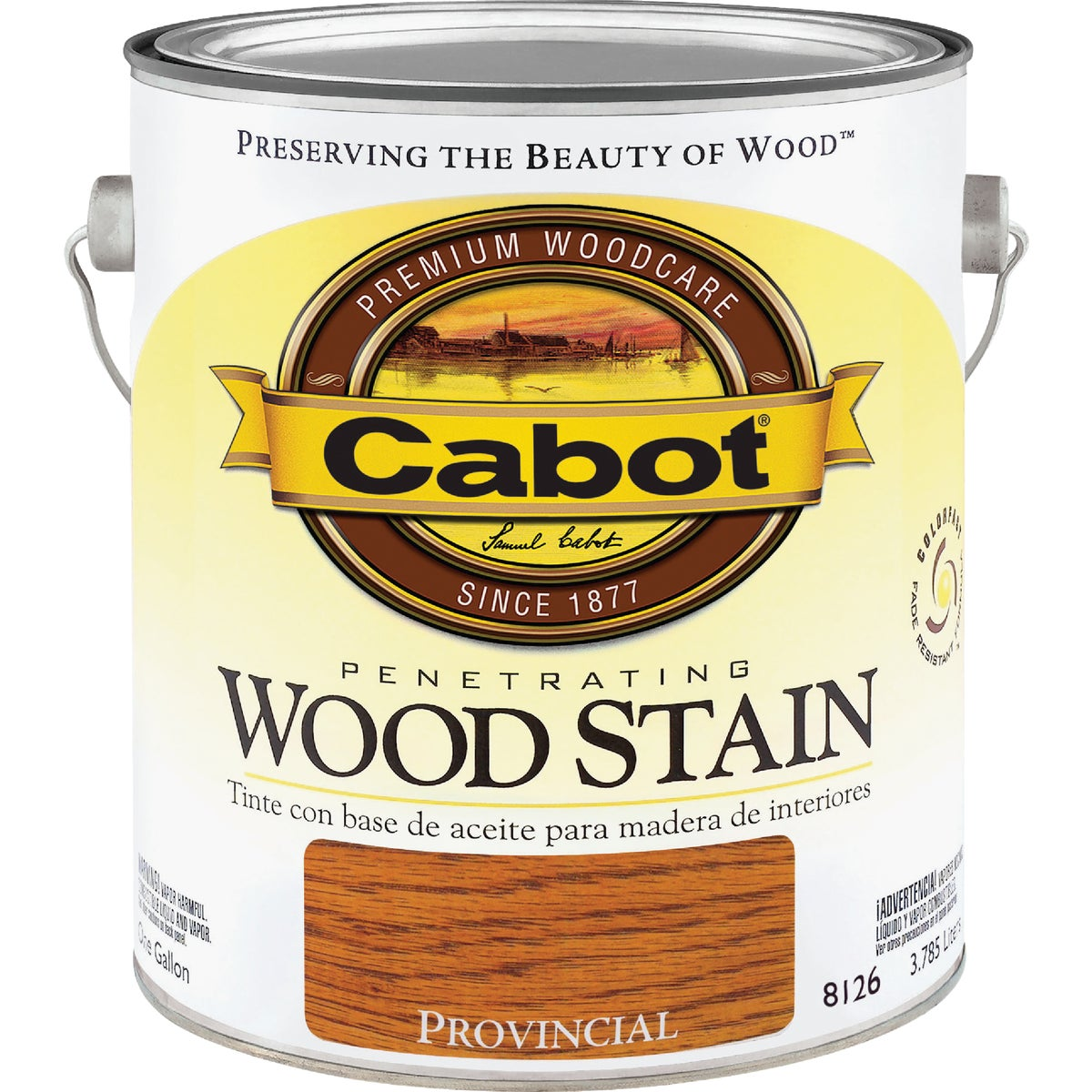 INT PROVNCIAL WOOD STAIN - 144.0008126.007 by Valspar Corp