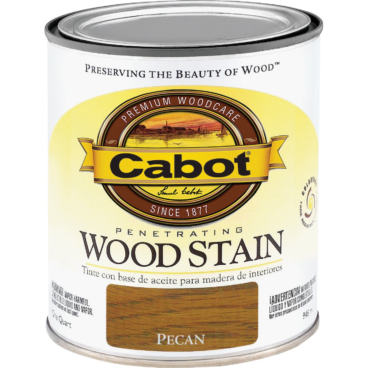 INT PECAN WOOD STAIN - 144.0008127.005 by Valspar Corp