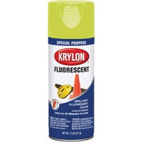 Krylon/Consumer Div : Lemon Yellow Spray Paint