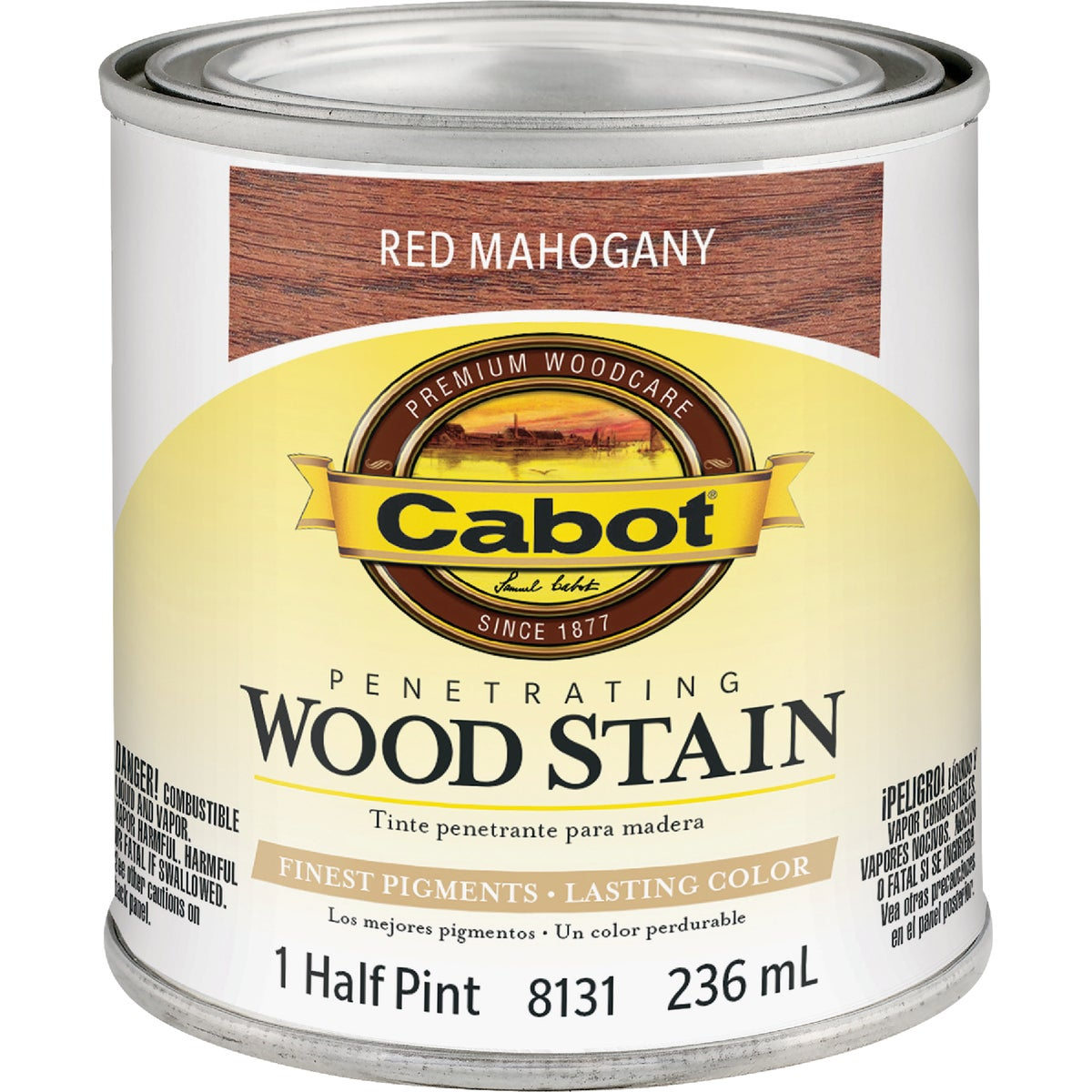 Valspar INT RED MAHOG WOOD STAIN 144.0008131.003