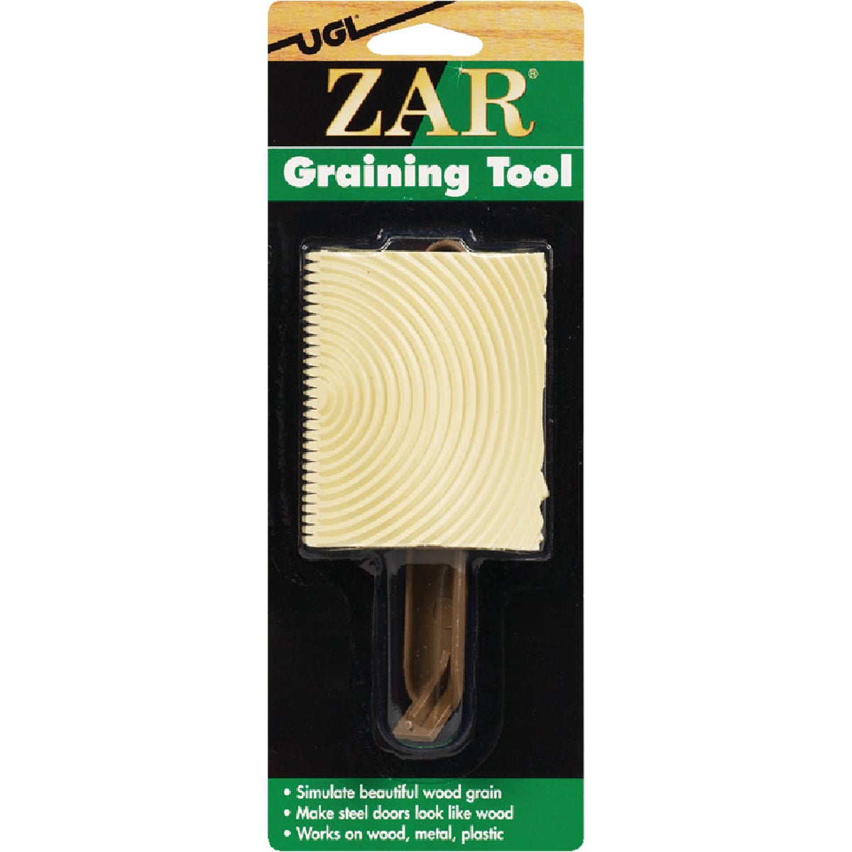 WOOD GRAINING TOOL - 14337 by United Gilsonite Lab