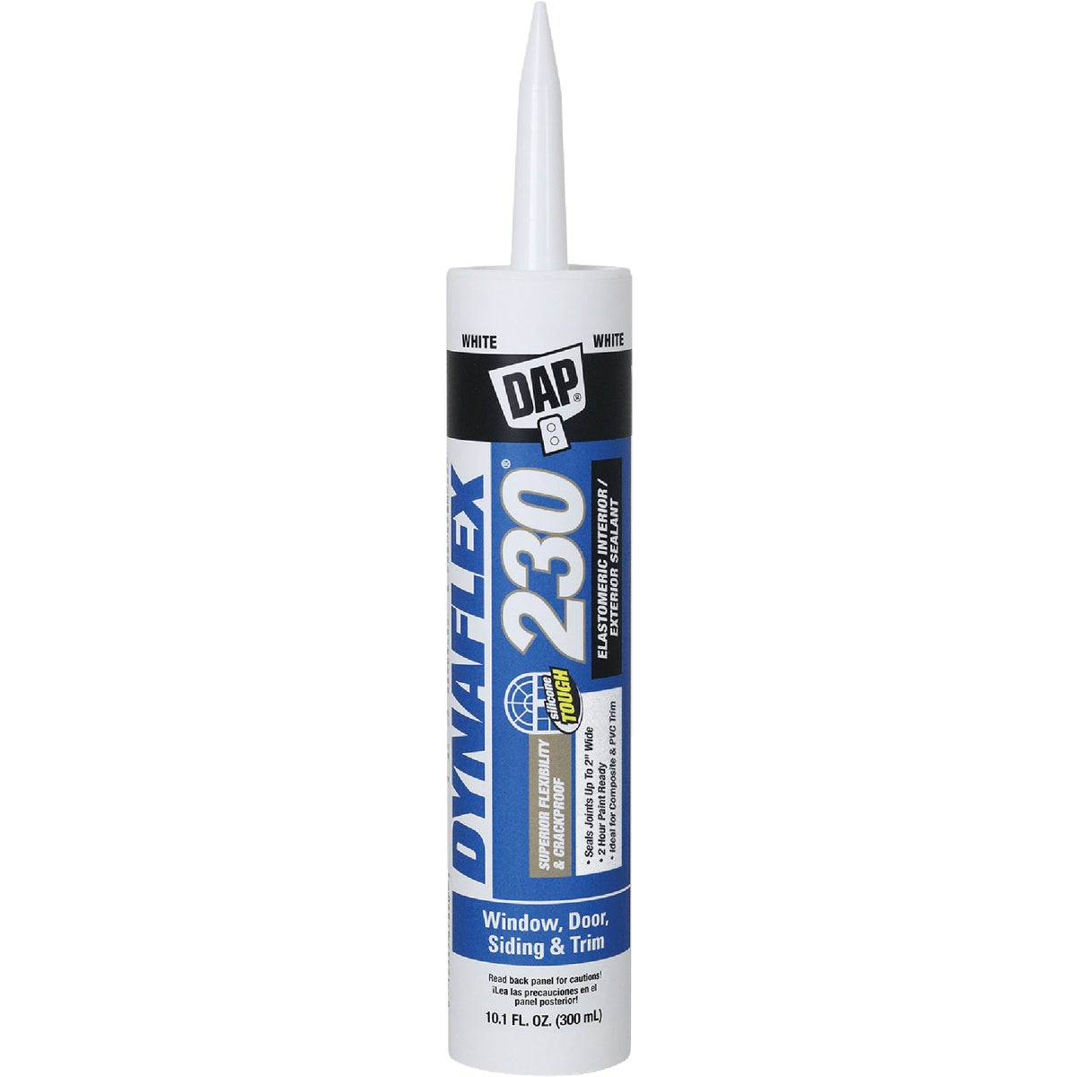 WHT DYNAFLEX LTX SEALANT - 18275 by Dap Inc