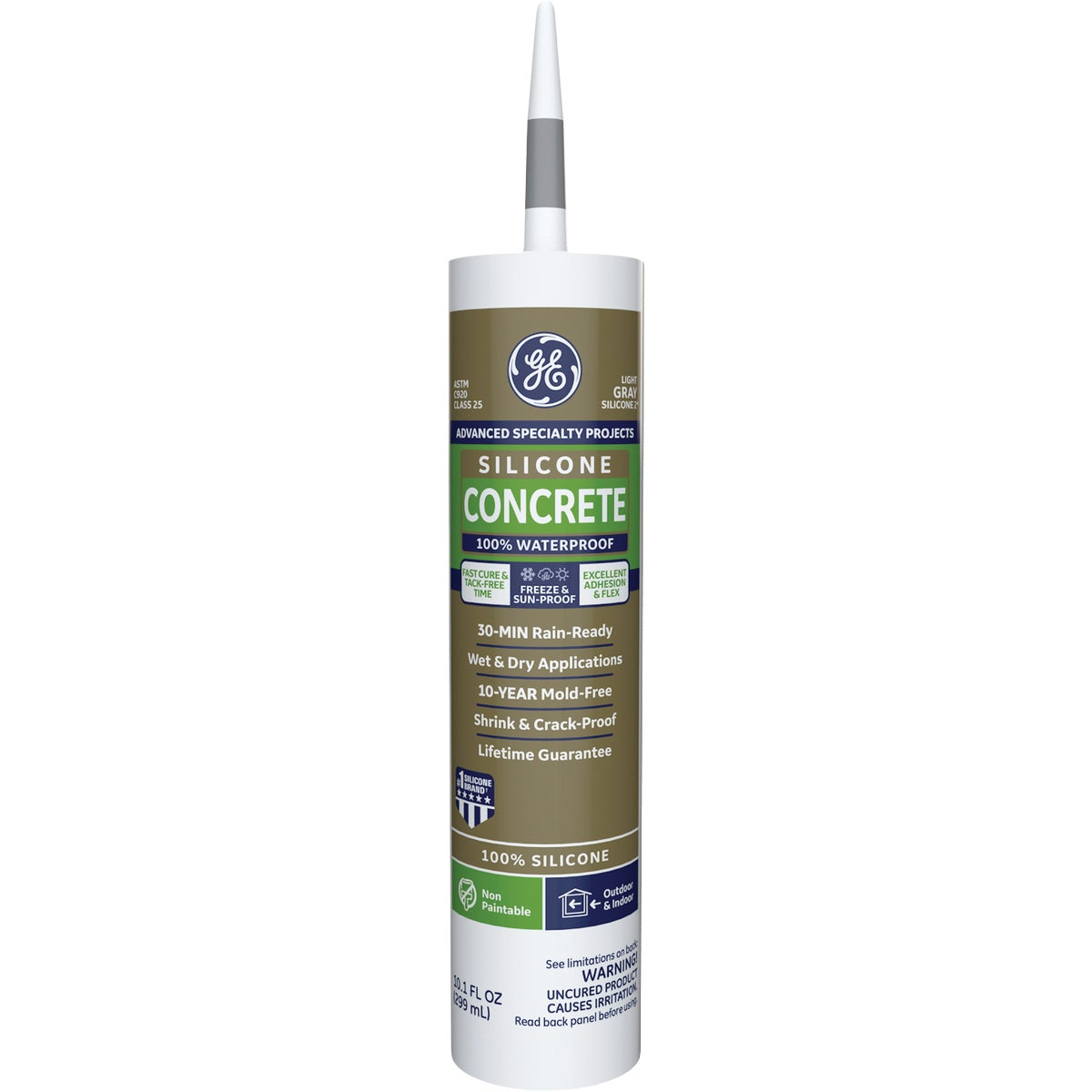 GRAY MASONRY SEALANT - 5020 by Momentive Performanc