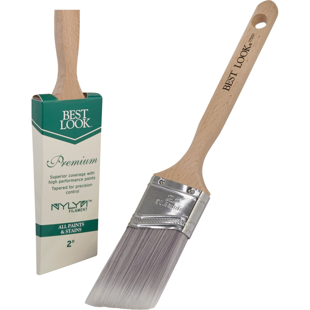 "2"" AS SELECT POLY BRUSH - 1769020 by Shur Line"