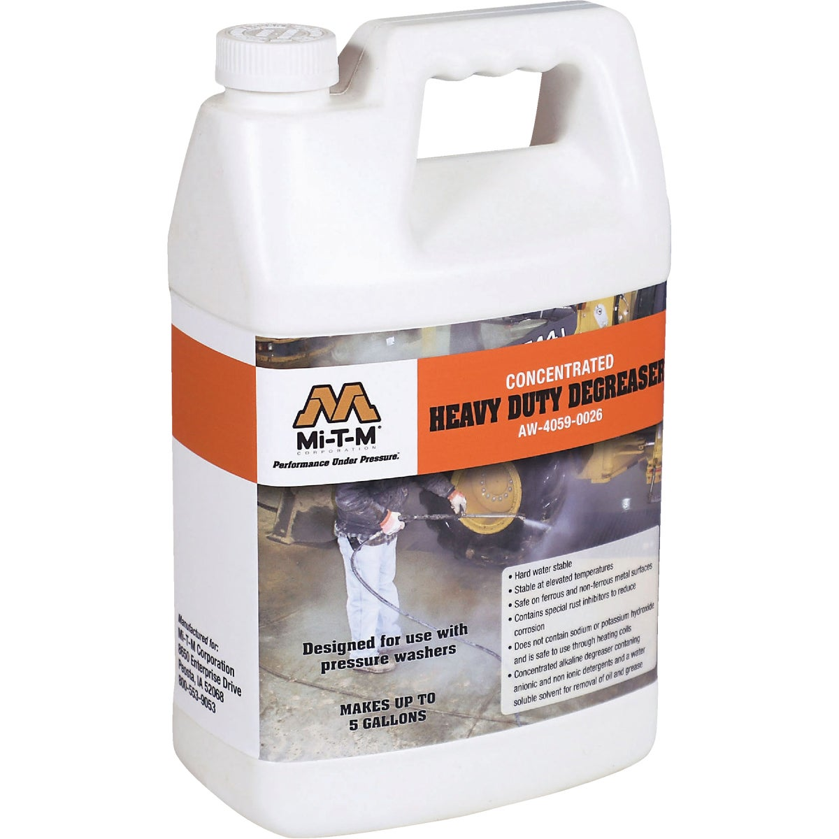 Gal H/Duty Degreaser