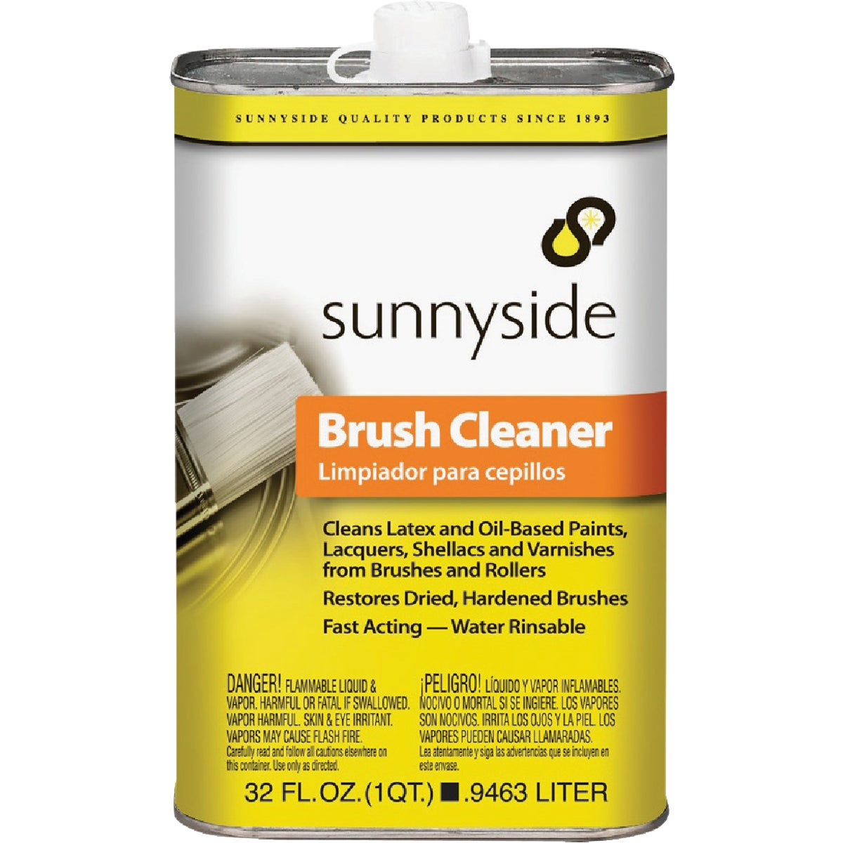 BRUSH CLEANER - 70932 by Sunnyside Corp
