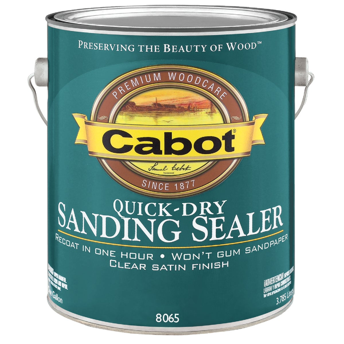 VARNISH SANDING SEALER - 144.0008065.007 by Valspar Corp