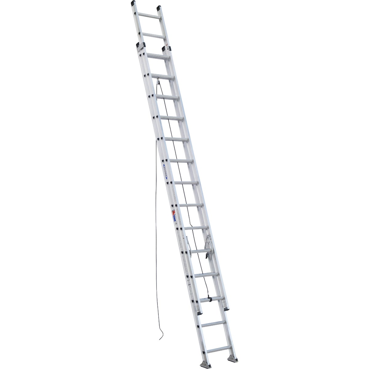 T-1A 28' ALUM EXT LADDER - D1528-2 by Werner Ladder